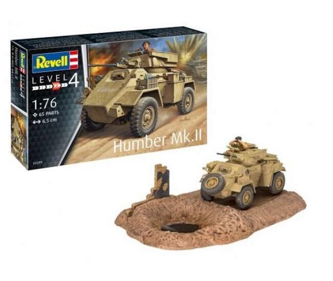 Humber Mk.II (Modelbouw)
