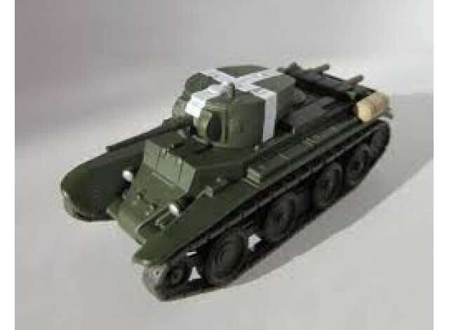 BT-7   -  Tank Rusland