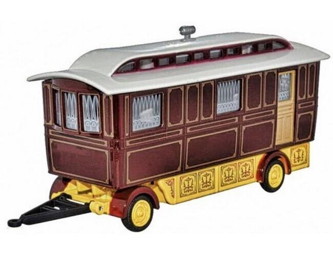Showmans Caravan Marmoon