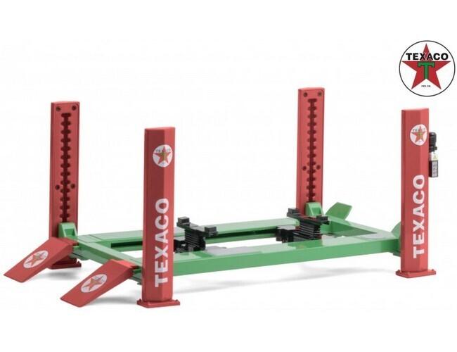 Four-Post Lift Texaco