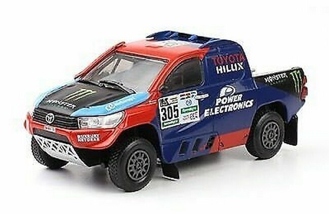 Toyota Hilux V8