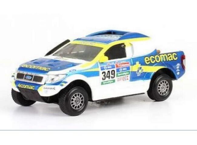 Ford Ranger - rally Dakar