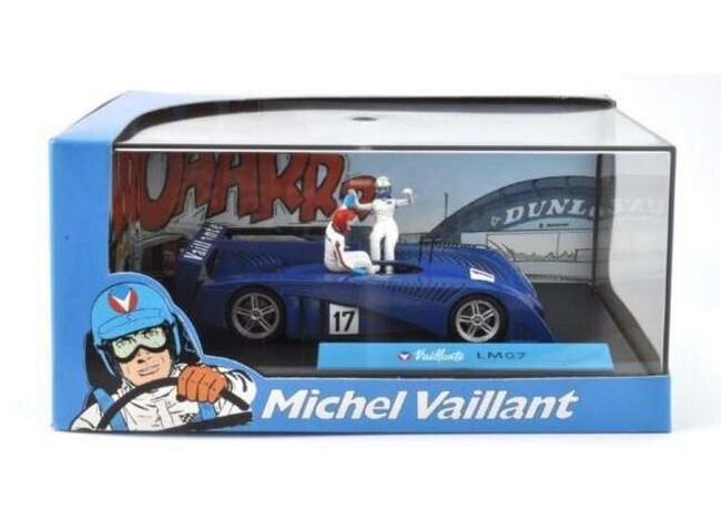 Michel Vaillant  -  LM07