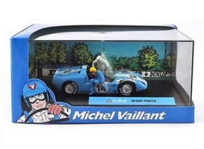 Michel Vaillant  -  Sport-Proto