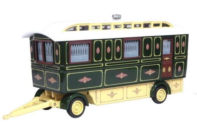 Showmans Caravan