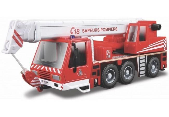 Renault kraanwagen brandweer