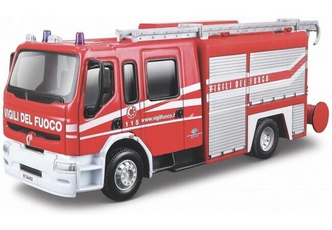 Renault Premium brandweerwagen