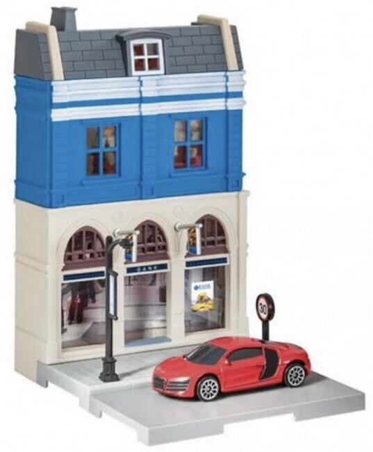 Bank met Audi