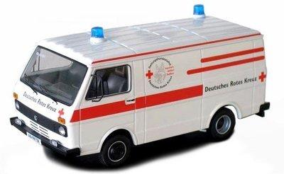 Volkswagen Duitse Rode Kruis