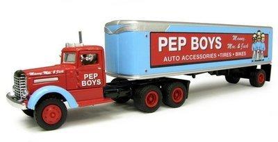 "Peterbilt ""pep boys"