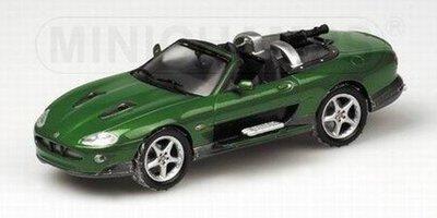 James Bond -- Jaguar XKR Roadstar