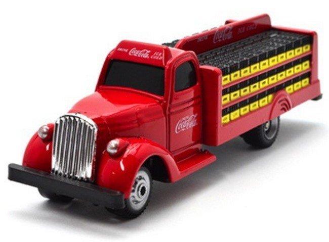 GMC Coca Cola Bottle Truck