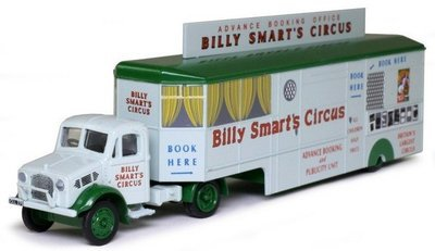 Bedford Billy Smart Circus