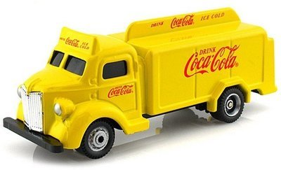 GMC Bottle Truck