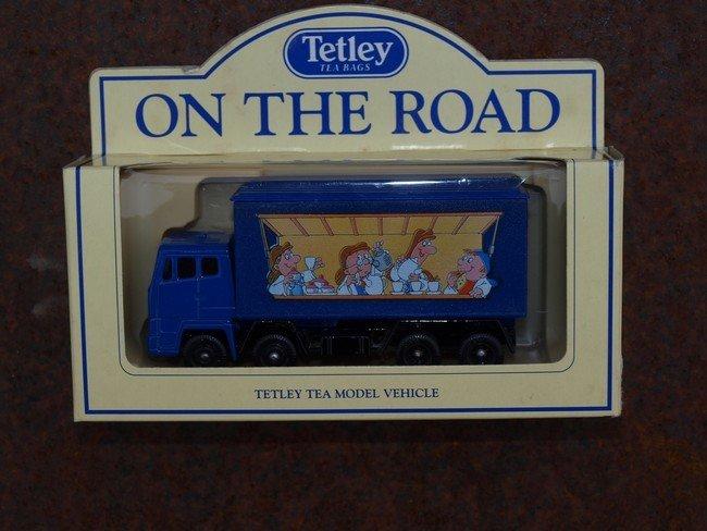 Leyland Tetley