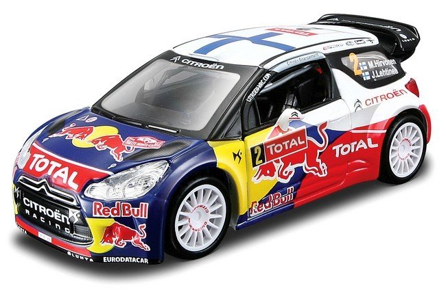 Citroën DS3 Total WRC