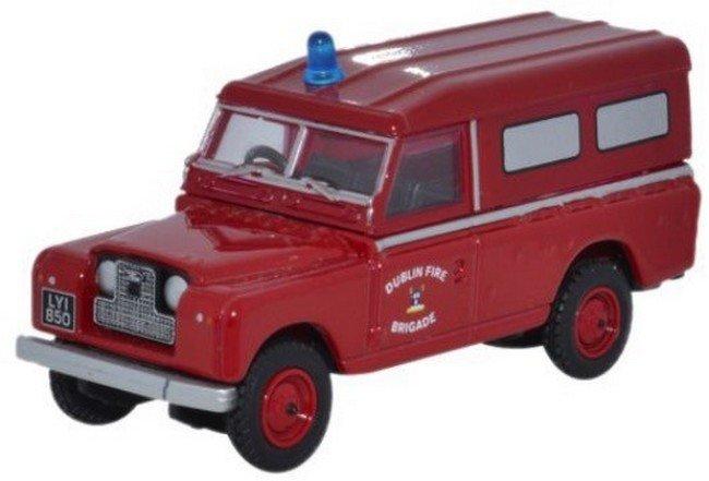 Land Rover serie 2 Dublin Fire Brigade