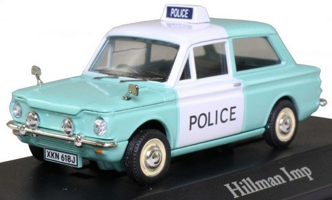 Hillman IMP - Kent Police