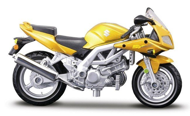 Suzuki SV650S