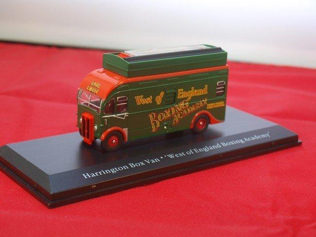 AEC Circus Harrington Box Van