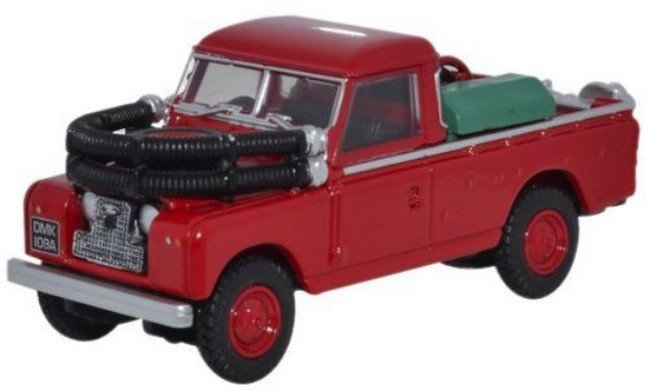 Land Rover serie 2 Fire Appliance