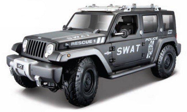 Jeep Concept Rescue-Police