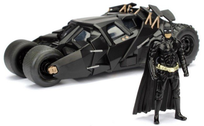 "Batman -  Batmobile "" The dark knight"""