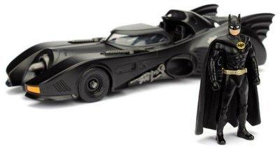 Batman - Batmobile 1989