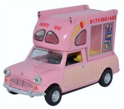 Batman - Morris Mini Ice Cream