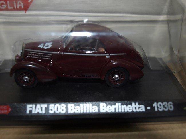 Fiat 508 Balilla Berlinetta