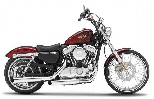 Harley-Davidson XL 1200V Seventy- Two