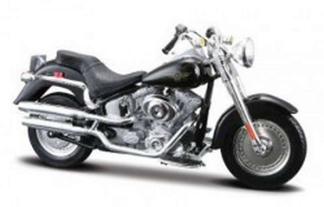 Harley Davidson FLSTFI Fat Boy