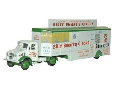 Bedford OX Truck Booking Trailer