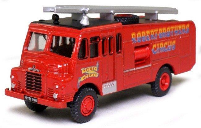 Bedford RLHZ Green Goddess Fire Engine