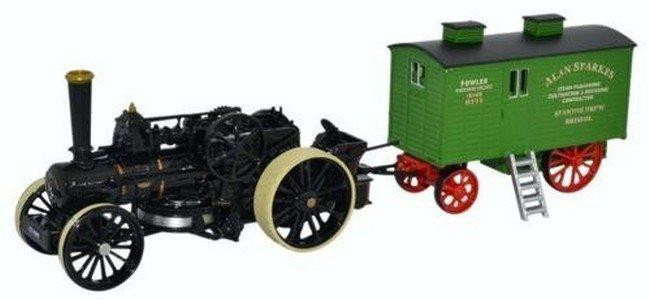 Fowler BB1 Ploug Engine no. 15222