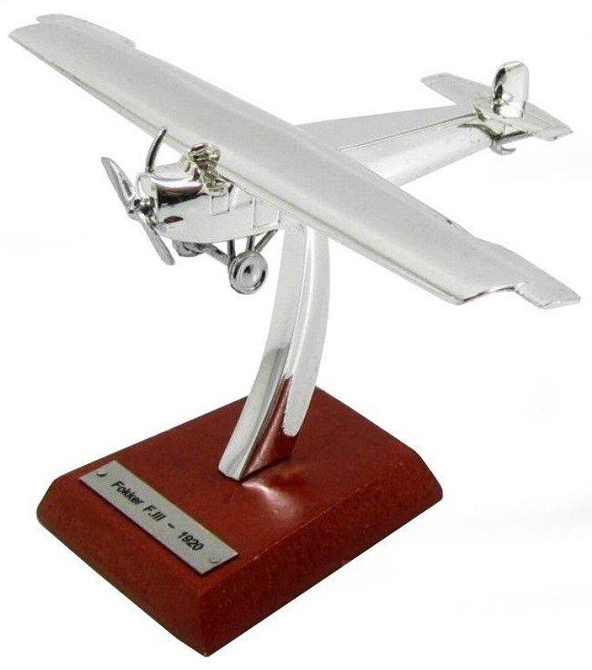 Fokker F.III  -  Chroom
