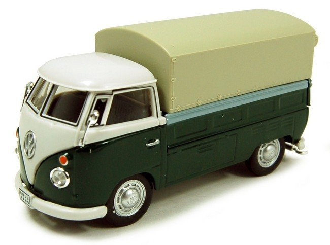 Volkswagen T1 Pick-up  met huif
