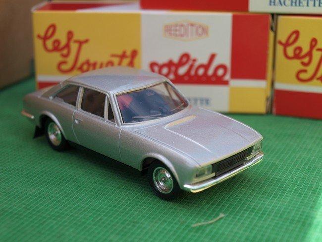 Peugeot 504 Coupe V6