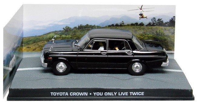 James Bond  -  Toyota Crown
