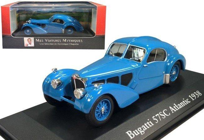 Bugatti 57S atalante