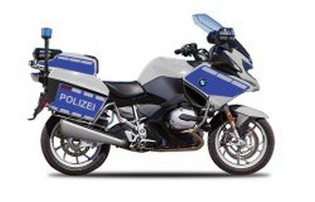 BMW R 1200 RT Polizei