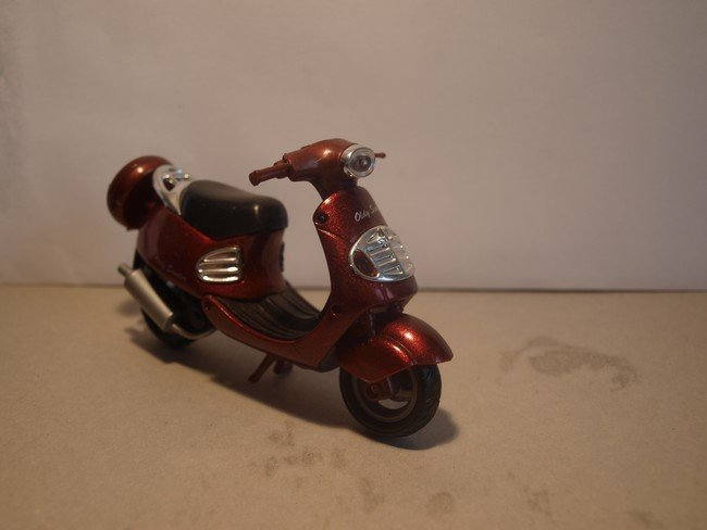 Oldy scooter
