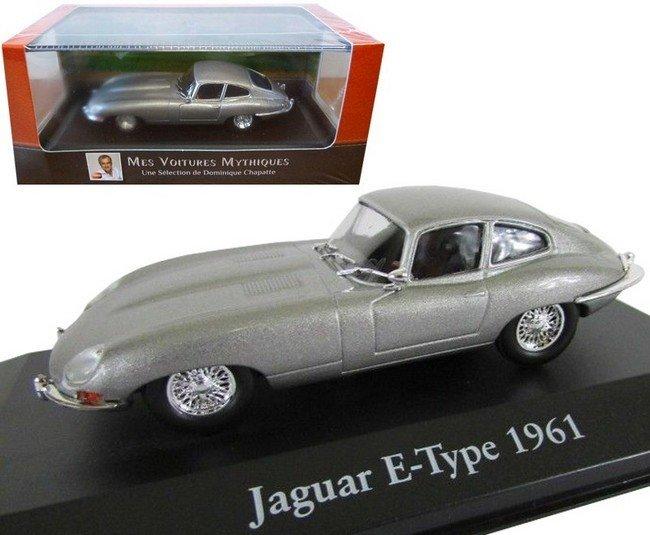 Jaguar E- type