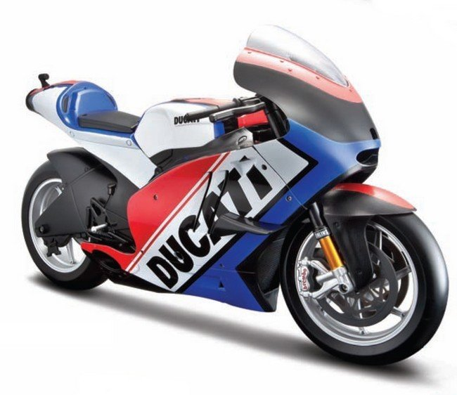 Ducati Desmosedici, Ducatie worold cycle serie 2011
