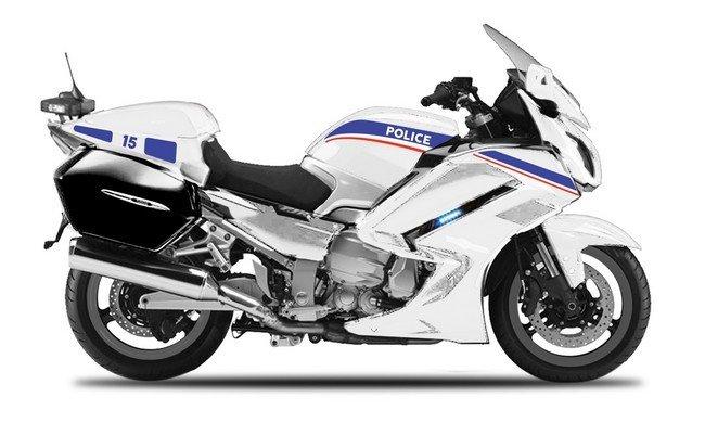 Yamaha FJR 1300A Politie Frankrijk
