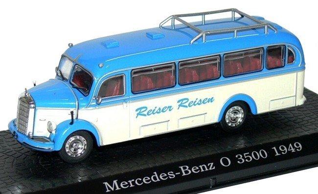 Mercedes Benz O 3500