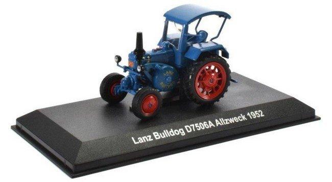 Lanz Bulldog D7506A Allzweck