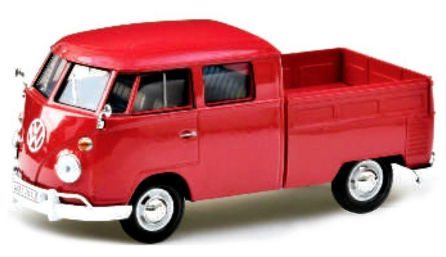 Volkswagen type 2 (T1) Pick Up  - dubbel cabine