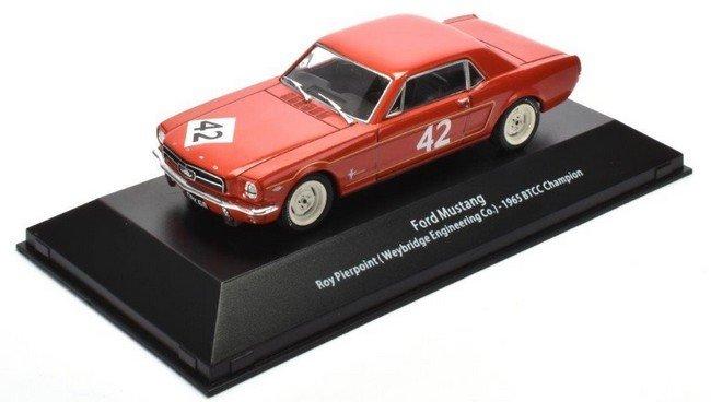 Ford Mustang - BTCC Champion