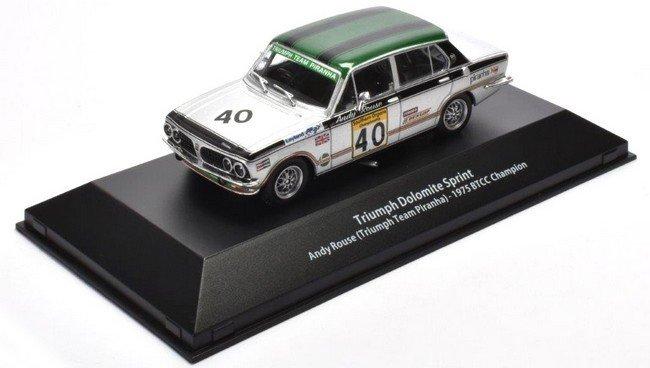 Triumph Dolomite Sprint - BTCC Champion 1975